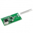 RF1100-232 CC1101 433MHz Wireless RF Transceiver Module