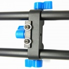 DSLR 15mm Rail Rod System Support for DSLR Shoulder Mount Rig