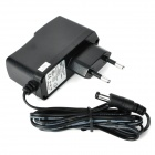 5.5 x 2.5mm Plug AC Power Adapter - Black (AC 100~240V / EU Plug / 135cm-Cable)
