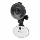 "1.5"" TFT 5.0MP 720P Wide Angle Car / Handheld DVR Camcorder - White"