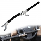 Anti-Theft Folding Car Steering Lock - Black
