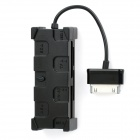 TF / Mini SD / M2 / MS / SD Card Reader для Samsung P7300 / P7310 / P7500 / 7510 - Черный