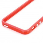 Protective Bumper Frame for Iphone 5 - Red