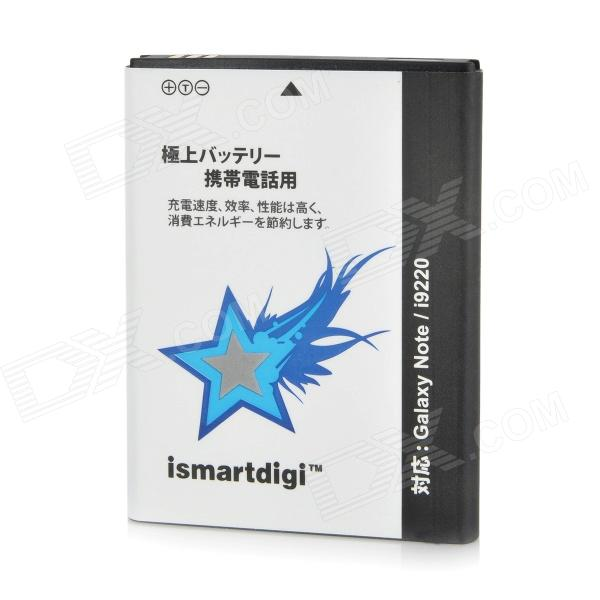 ISMARTDIGI Replacement 2500mAh Battery for Samsung i9220 N7000 Galaxy Note