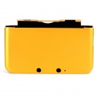 Protective Aluminum Full Protection Case for Nintendo 3DS LL - Golden