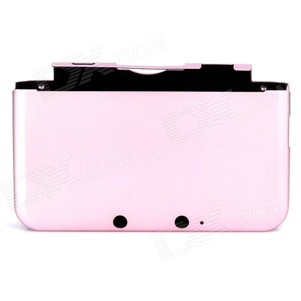 Protective Aluminum Full Protection Case for Nintendo 3DS LL - Pink