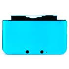 Protective Aluminum Full Protection Case for Nintendo 3DS LL - Light Blue