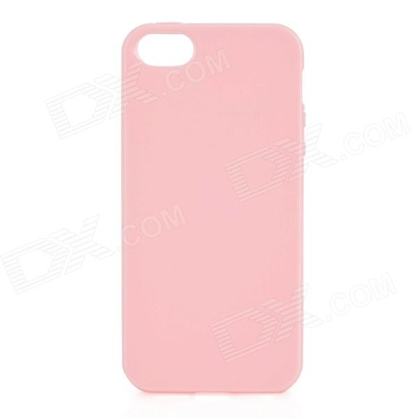 Protective TPU Back Case for Iphone 5 - Pink