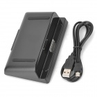 USB Powered Charging Dock Station for Samsung Galaxy Tab 7.7 / 8.9 / 10.1 - Black
