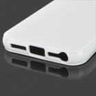 Protective TPU Back Case for Iphone 5 - White