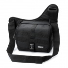 Sepai B703 Protective Nylon Camera Messenger Shoulder Bag for Sony A350 / A380 DSLR - Black