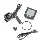 "1.5"" LCD Bicycle Computer / Speedometer - Black"