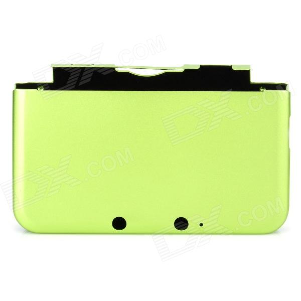Protective Aluminum Full Protection Case for Nintendo 3DS LL - Green
