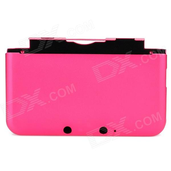 Protective Aluminum Full Protection Case for Nintendo 3DS LL - Red