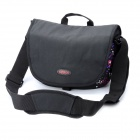Fashion Sepai B709 Protective One-Shoulder Bag for Sony A350 / A380 DSLR - Black