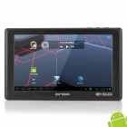 ONDA VX610W 7.0'' Capacitive Screen Android 4.0.3 Tablet PC w/ TF / Wi-Fi / G-Sensor / 3D - Black