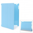 Fashion Protective Case for Ipad 2 / New Ipad - Blue