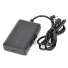 720P Full Screen Output Adapter w/ HDMI Cable for Sony PSP 2000 / 3000 - Black (DC 5V)
