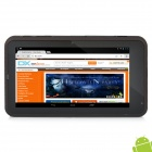"A-75 7"" Capacitive Screen Android 4.0.4 Tablet PC w/ TF / Dual SIM / Wi-Fi / Camera - Dark Coffee"