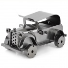 Retro Metal Classic Car Model - Deep Grey