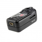 Mini 5MP HD 1080P Camera Camcorder w/ USB, TF, IR Night Vision - Black