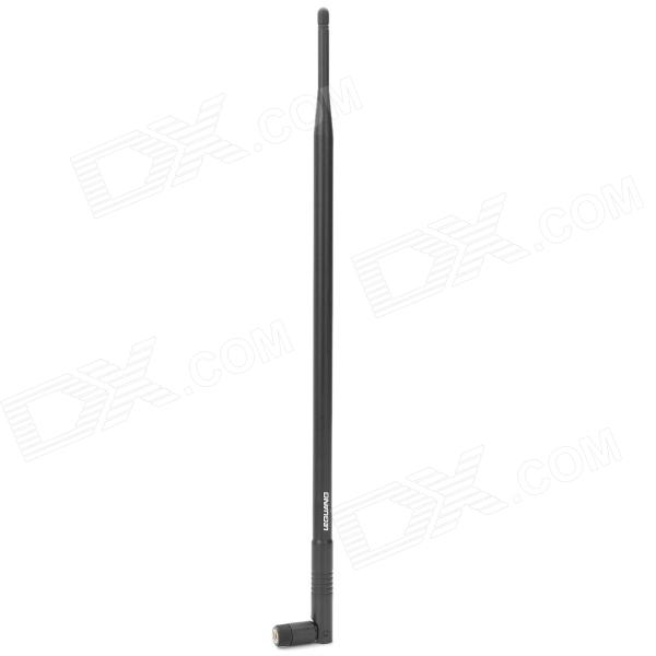 2.4GHz High Gain 9dBi Omni-direction Antenna with SMA Connector - Black