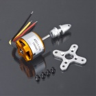 KV1000 Brushless Exterior Rotor Motor Outrunner Motor - Yellow