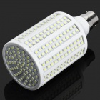 B22 24W 6500K 1740lm 348-LED White Light Bulb - White (AC 85~265V)