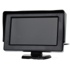 "4.3"" Car Rearview Mirror Monitor + 2.4GHz Wireless Camera Kit- Black"