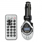 "1.1"" LCD Bluetooth Car MP3 Player FM Transmitter with SD / USB / 3.5mm Jack & Remote Controller"