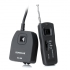HONGDAK RC-300 Wireless Remote Control für Canon 1D / EOS 5D + More (1 x CR2025 / 1 x CR123A) Set