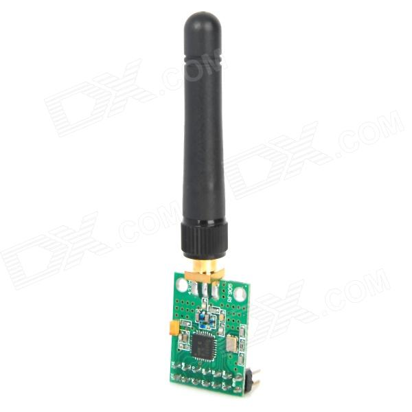 RF905RD Wireless Transmit Receive Module w/ Antenna - Green