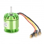 03100131 4000KV Brushless Motor for R/C Helicopter - Green