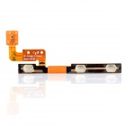 Yizhantong Replacement Volume Key Flex Cable for Samsung P3100 - Black + Golden
