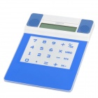 Multifunction 4.1&quot; LCD Mouse Pad w/ Calculator / Speakers / 5-Port HUB - Blue (1 x AG10)