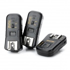 4-in-1 2.4GHz Wireless Remote Flash Trigger Set for Nikon SLR