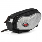 CBR 006 Bike Bicycle Top Tube Bag - Black