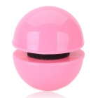 Universal-Heatsink Cooling Balls w / Anti-Rutsch-Pads für Laptop - Pink (2 PCS)