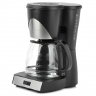 iBelieve CM6623 1000W American Drip Coffee / Tea Maker - Black  (1.5L / AC 220V / 3-Flat-Pin Plug)
