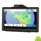 "7"" Resistive Screen Android 4.0 GPS Navigator w/ Canada Map / Wi-Fi / Built-in 8GB Memory"