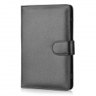 Protective Flip Open PU Leather Case for Google Nexus 7 - Black