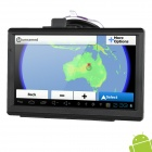 "7"" Resistive Screen Android 4.0 GPS Navigator w/ Australia Map / Wi-Fi / Built-in 8GB Memory"