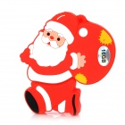 Christmas Santa Claus Style USB 2.0 Flash Drive - Red (16GB)