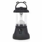 Outdoors 11-LED White Light Bivouac Lantern Lamp - Black (3 x AA)