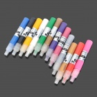 12-Color Nail Art Paint Pens Set (12 PCS)