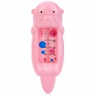 Cute Bear Stil Infant Wasser-Thermometer - Pink
