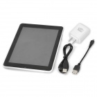 "Teclast P85 8"" Capacitive Screen Android 4.0 Dual Core Tablet PC w/ Wi-Fi / HDMI / Camera - Silver"