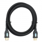 1080p 3D HDMI V1.4A Male to Male Connection Cable - Black (180cm)