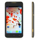 "X720D Android 4.0 WCDMA Smartphone w/ 4.7"" Capacitive Screen, Wi-Fi, GPS and Dual-SIM - Black"