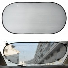 50 x 100cm Folding Auto Car Back Side Window Sun Shade - Black